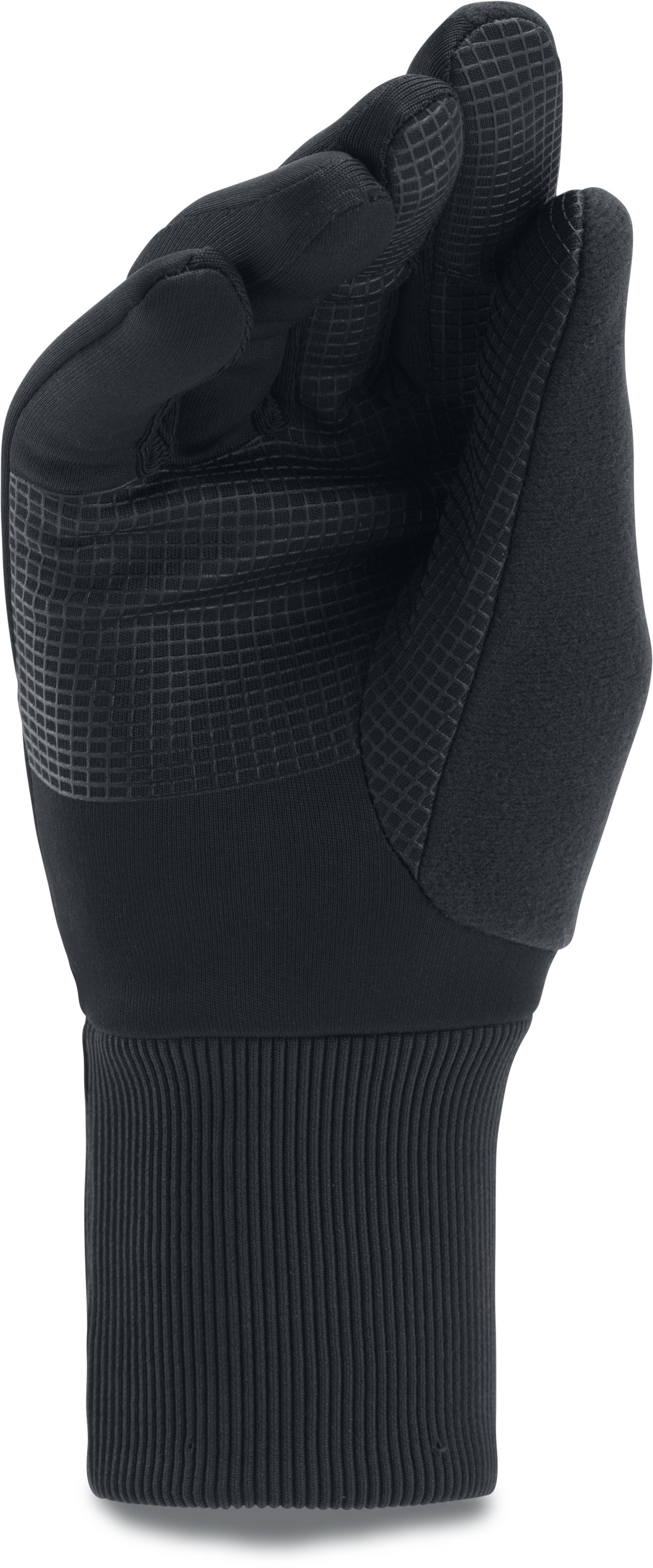 Women's UA Convertible Gloves, Black ,