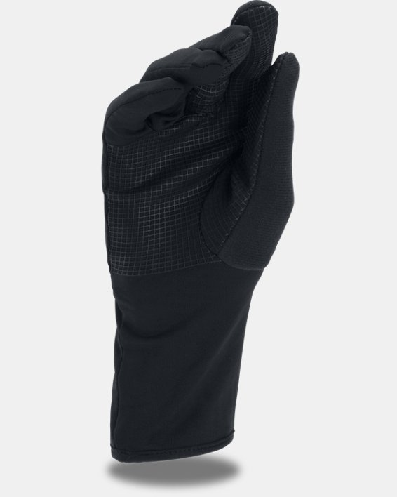 Women's UA ColdGear® Infrared Liner Gloves, Black, pdpMainDesktop image number 1