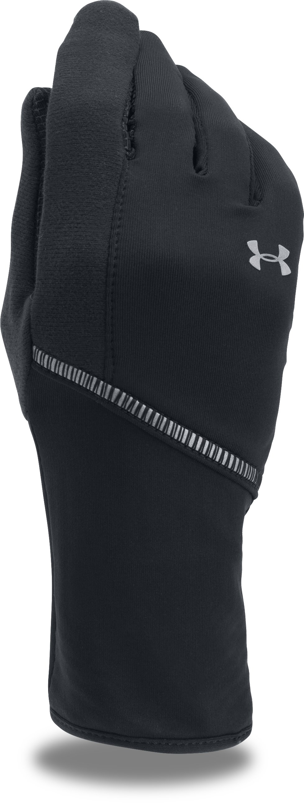 Women's UA ColdGear® Infrared Liner Gloves, Black ,