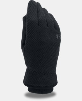 Women's UA ColdGear® Infrared Fleece Gloves  1 Color $39.99