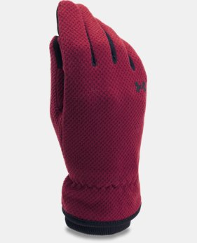 New to Outlet Women's UA ColdGear® Infrared Fleece Gloves LIMITED TIME OFFER 3 Colors $27.99