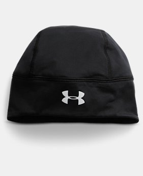 Women's UA ColdGear® Reactor Beanie LIMITED TIME OFFER 1 Color $24.49
