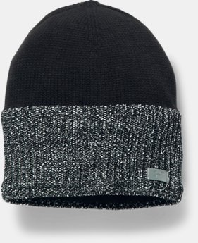 Women's UA WINDSTOPPER® Knit Beanie  1  Color Available $39.99
