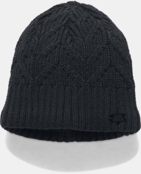 Women's UA Around Town Beanie LIMITED TIME OFFER 2 Colors $20.99