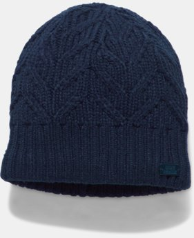 Women's UA Around Town Beanie  1  Color $17.99 to $22.49