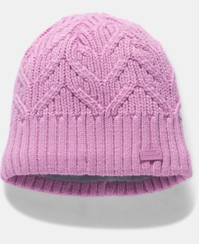 Women's UA Around Town Beanie  1  Color Available $17.99