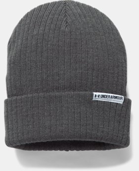 Women's UA Boyfriend Cuff Beanie LIMITED TIME OFFER 1 Color $15.39
