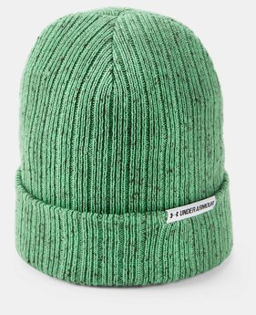 Women's UA Boyfriend Cuff Beanie  1  Color Available $21.99