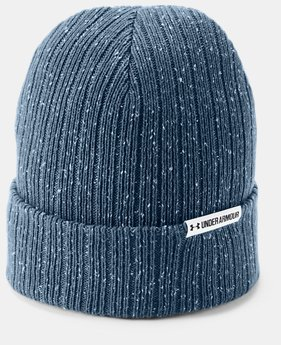 Women's UA Boyfriend Cuff Beanie  4  Colors Available $21.99