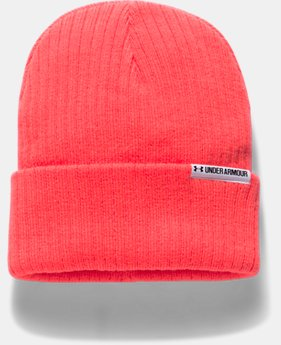 Women's UA Boyfriend Cuff Beanie  2 Colors $21.99