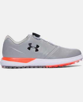 Women's UA Performance Spikeless BOA™ Golf Shoes   $189.99