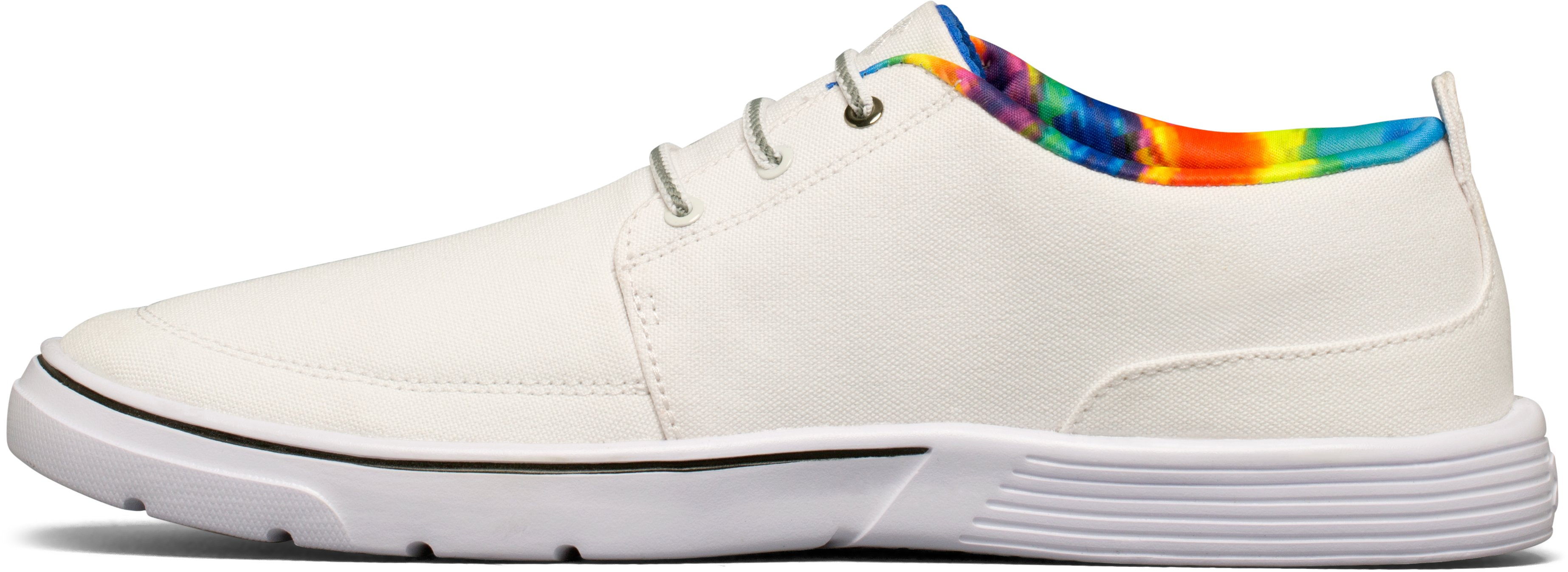 Men's UA Street Encounter III Color Pack Shoes, White,