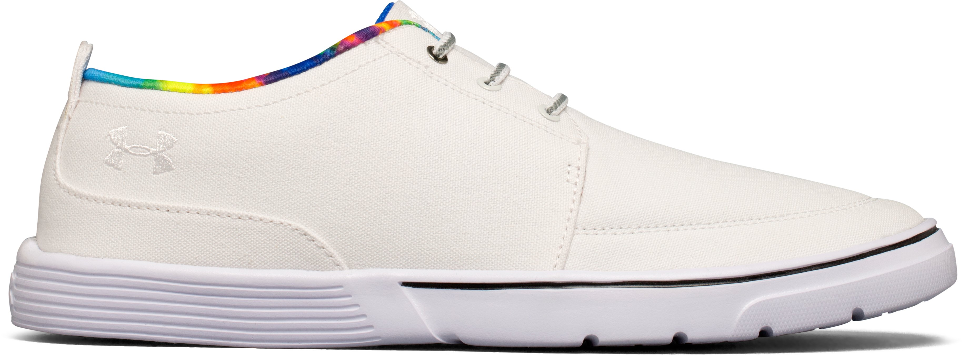 Men's UA Street Encounter III Color Pack Shoes, White