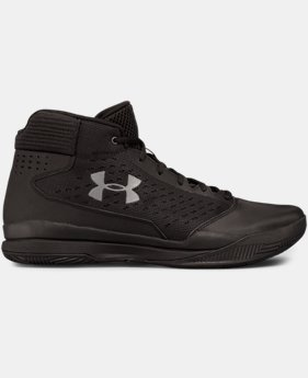 Men's UA Jet 2017 Basketball Shoes  1 Color $74.99