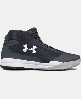 Men's UA Jet 2017 Basketball Shoes  1 Color $56.24