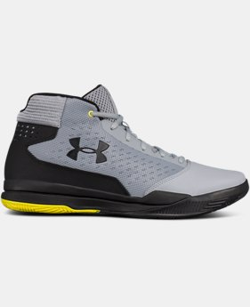 Men's UA Jet 2017 Basketball Shoes  2 Colors $74.99