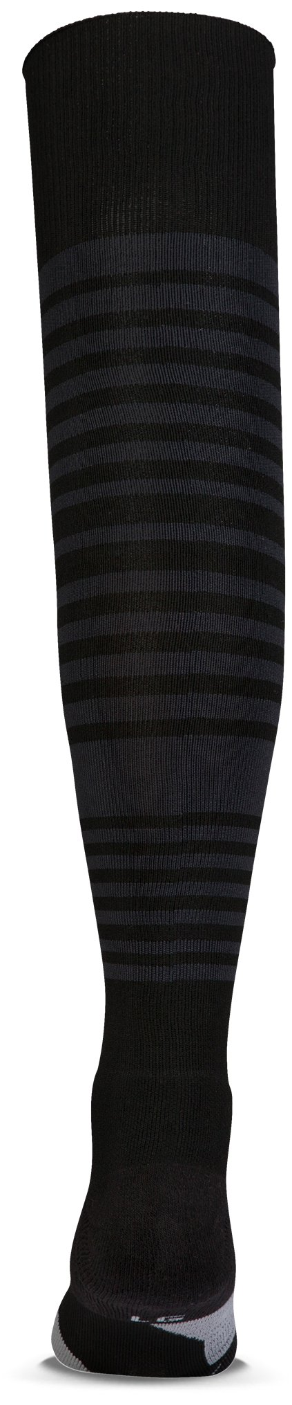 UA Global Performance Over-The-Calf Soccer Socks, Black , undefined