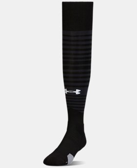 UA Global Performance Over-The-Calf Soccer Socks  1  Color Available $20.99