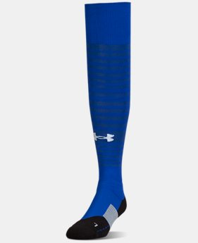 UA Global Performance Over-The-Calf Soccer Socks  3 Colors $18