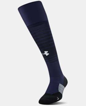 UA Global Performance Over-The-Calf Soccer Socks  5 Colors $18
