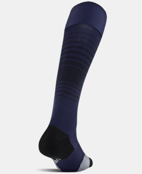 UA Global Performance Over-The-Calf Soccer Socks  1  Color Available $17.99