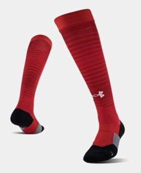 f3052917952 UA Global Performance Over-The-Calf Soccer Socks 1 Color Available  18