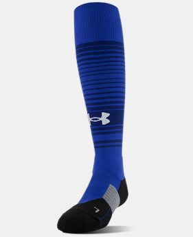 Kids' UA Global Performance Over-The-Calf Soccer Socks  1  Color Available $17