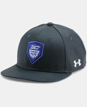 Boys' SC30 Essential Snapback Cap  2 Colors $26.99