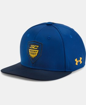 Boys' SC30 Essential Snapback Cap  1 Color $31.99