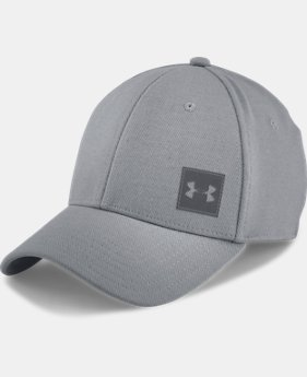 Men's UA Wool Low Crown Cap  2 Colors $31.99