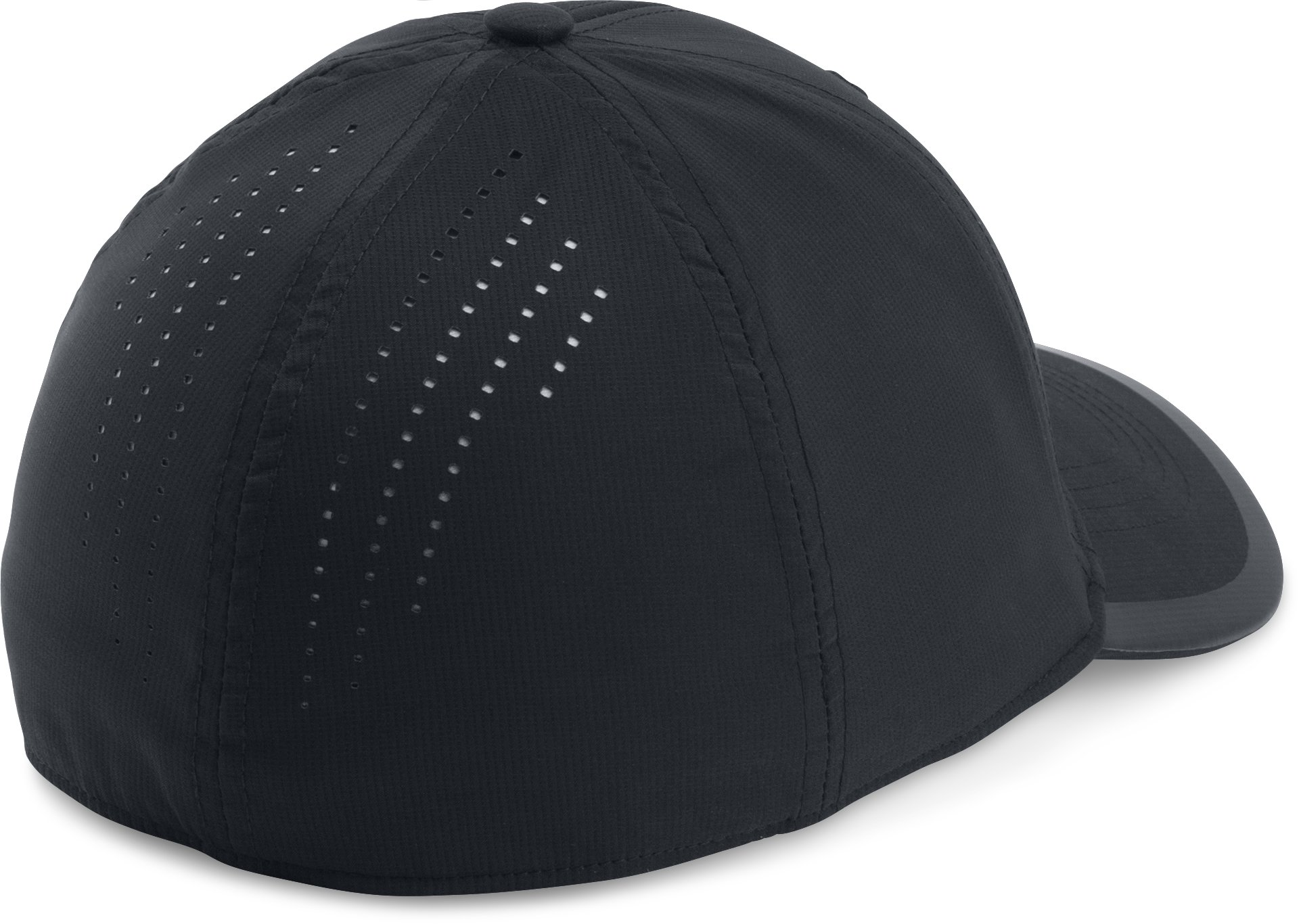 Men's UA Threadborne™ Training Cap, Black ,