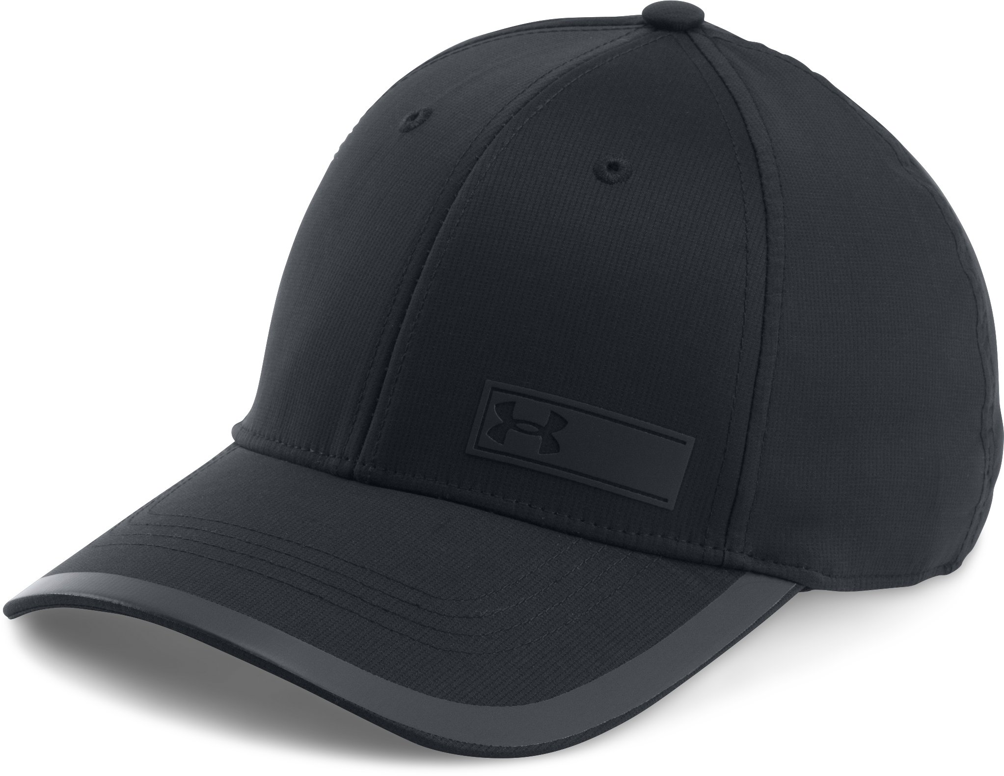 Men's UA Threadborne™ Training Cap, Black