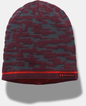 Men's UA Reversible Graphic Beanie LIMITED TIME OFFER 2 Colors $20.99