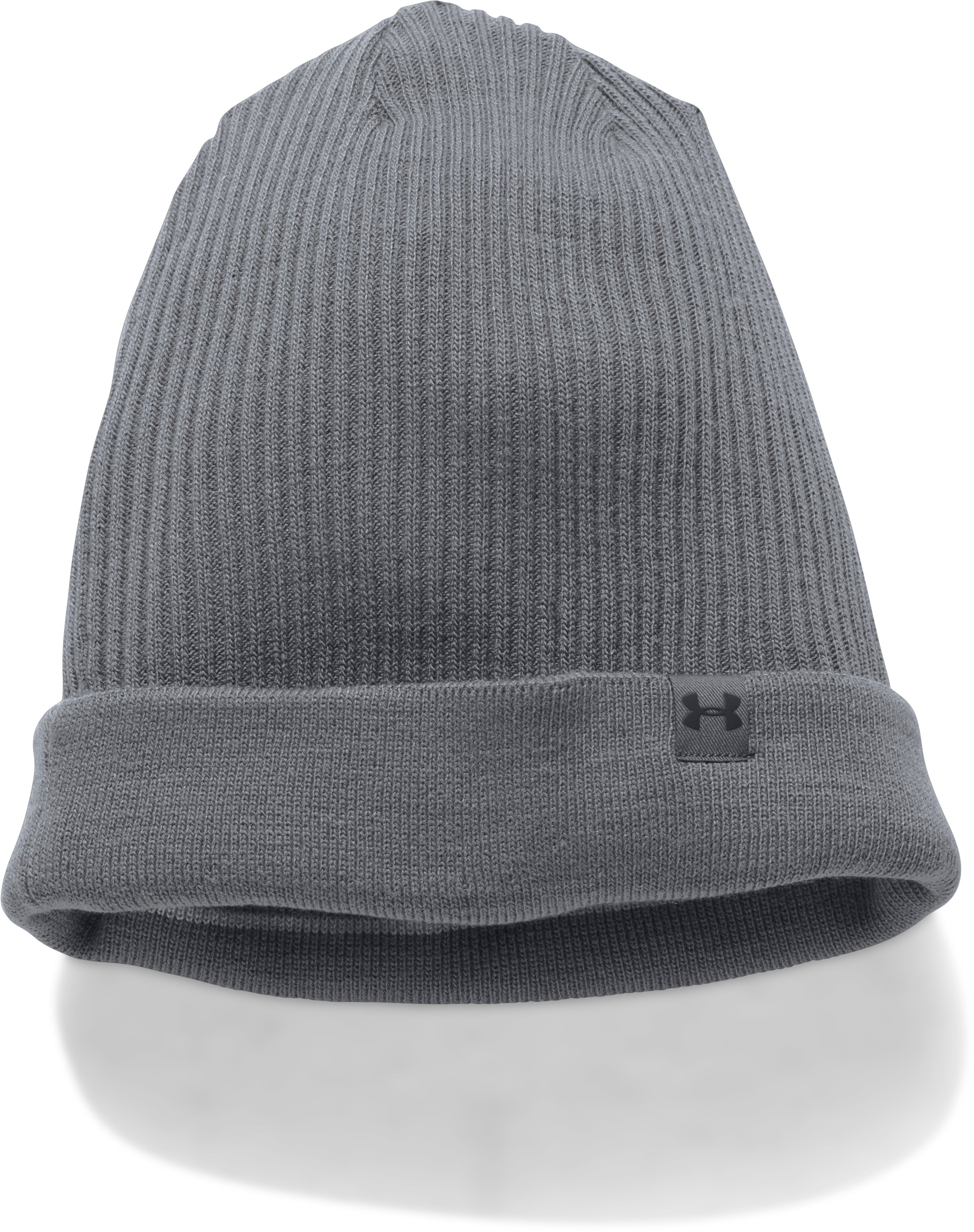 Men's UA 4-In-1 Beanie 2.0, Black