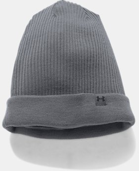 New Arrival  Men's UA 4-In-1 Beanie 2.0  1 Color $34.99