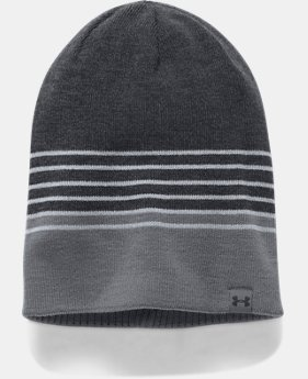 Men's UA 4-In-1 Beanie 2.0 LIMITED TIME OFFER 1 Color $20.99