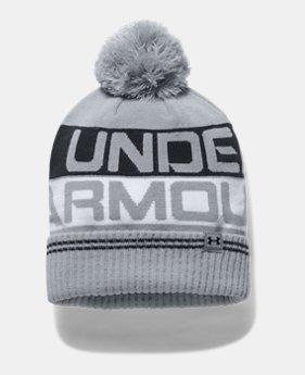 Men s UA Retro Pom 2.0 Beanie 3 Colors Available  27.99 c2a07352ca0b