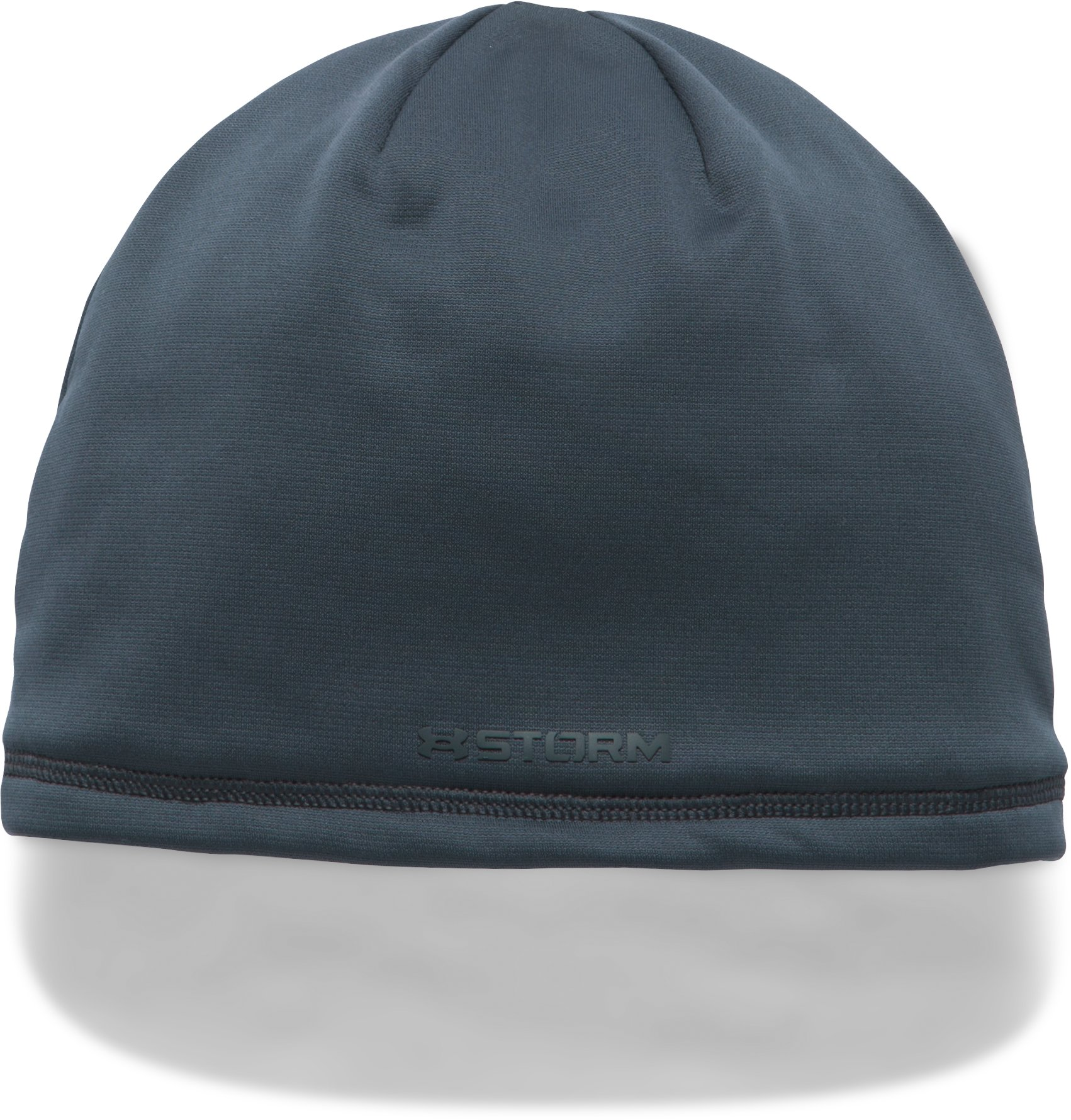 Men's UA Storm ColdGear® Reactor Beanie, STEALTH GRAY,