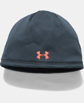Men's UA Storm ColdGear® Reactor Beanie  3 Colors $34.99