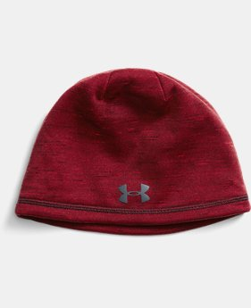 Men's UA Storm ColdGear® Reactor Beanie  1  Color Available $17.99 to $22.49