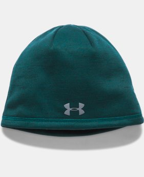 Men's UA Storm ColdGear® Reactor Beanie  1 Color $17.99 to $22.49
