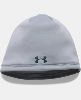 New to Outlet Men's UA Storm ColdGear® Reactor Beanie  1 Color $22.49
