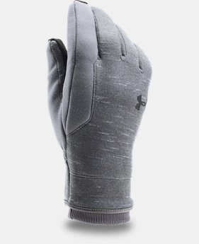 Best Seller Men's UA Storm ColdGear® Reactor Gloves  2 Colors $39.99