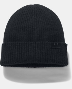 Men's UA Charged Wool Beanie  1 Color $39.99