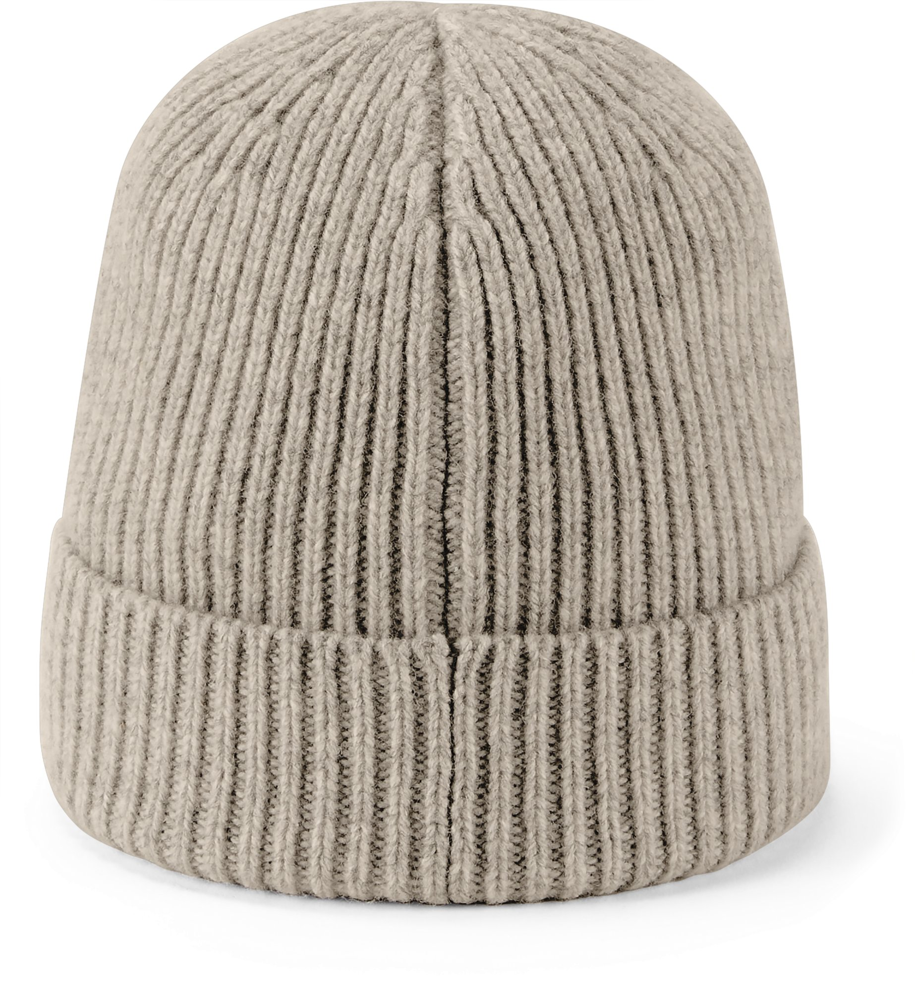Men's UA Charged Wool Beanie, City Khaki,