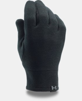 Men's UA Charged Wool Knit Gloves  1 Color $44.99