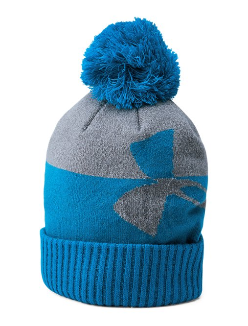 0e4cd3244ac This review is fromBoys  UA Pom Beanie.