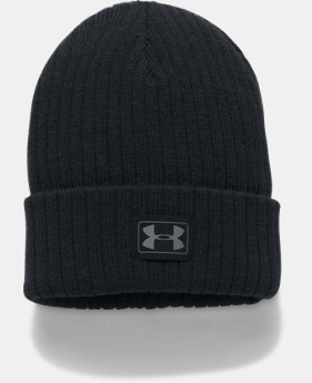 New Arrival  Boys' UA Truck Stop Beanie  1 Color $22.99