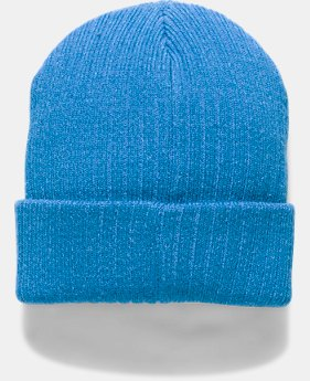 Boys' UA Truck Stop Beanie LIMITED TIME OFFER 1 Color $13.99