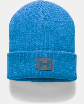 New to Outlet Boys' UA Truck Stop Beanie  1 Color $14.99